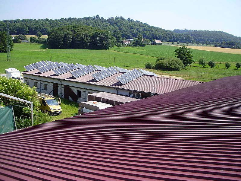13,32 kWp CNPV 185M